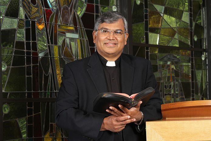 Rev. Balappa Selvaraj: Parochial Vicar